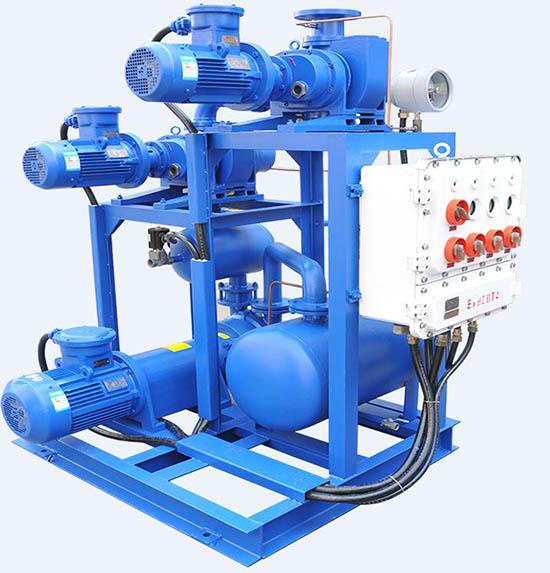 Roots-liquid ring vacuum pump system.jpg