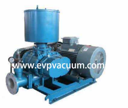 Roots blower used in sewage treatment application and roots blower maintenance.jpg