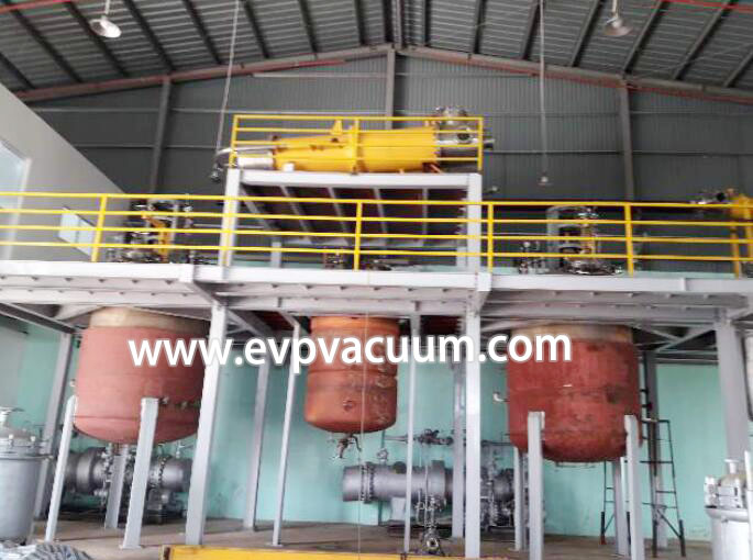 Vacuum system used in deep processing of rosin.jpg