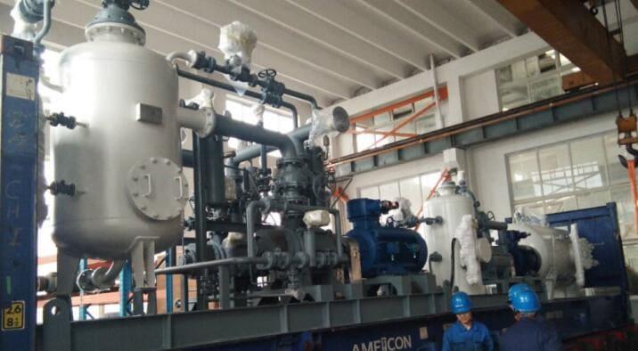 水环真空泵和水环压缩机