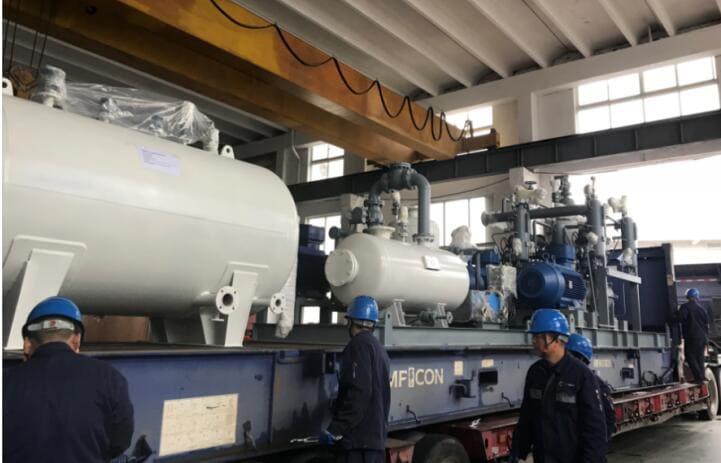 水环真空泵和水环压缩机系统