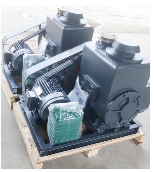 旋片泵在环氧树脂脱气中的应用