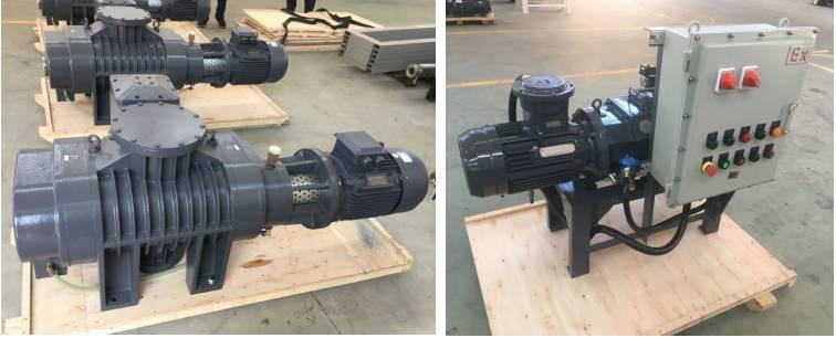 罗茨泵,螺杆泵
