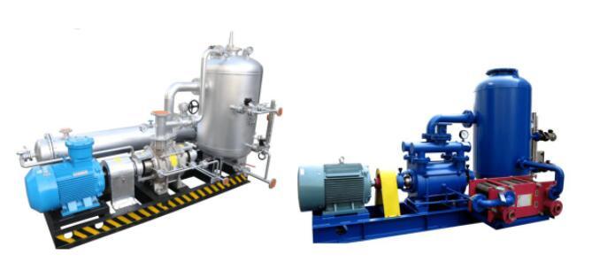 水环真空泵和水环压缩机用于制氢行业