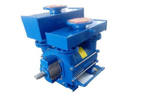 水环真空泵应用于乙二醇蒸汽降膜真空蒸发行业